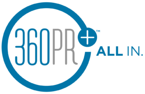 360 PR logo