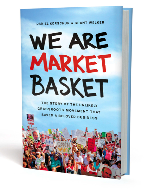 """Lunch & Learn with the Authors of """"We Are Market Basket"""""""