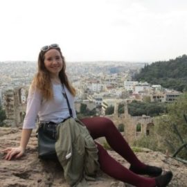 Nikki Vergakes: PRSSA + College Co-Liaison